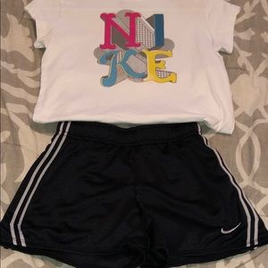 Nike Black Shorts - S